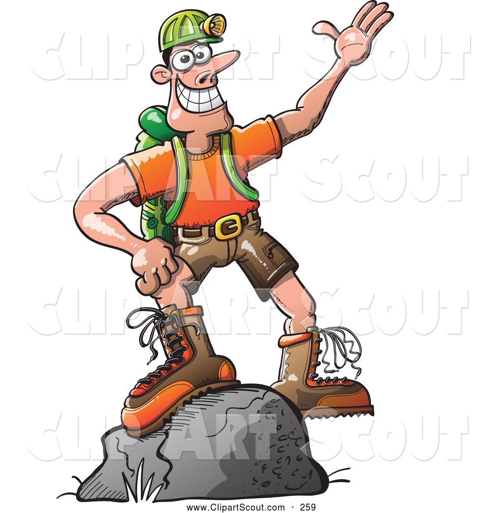 Royalty Free Outdoorsman Stock Scout Designs.