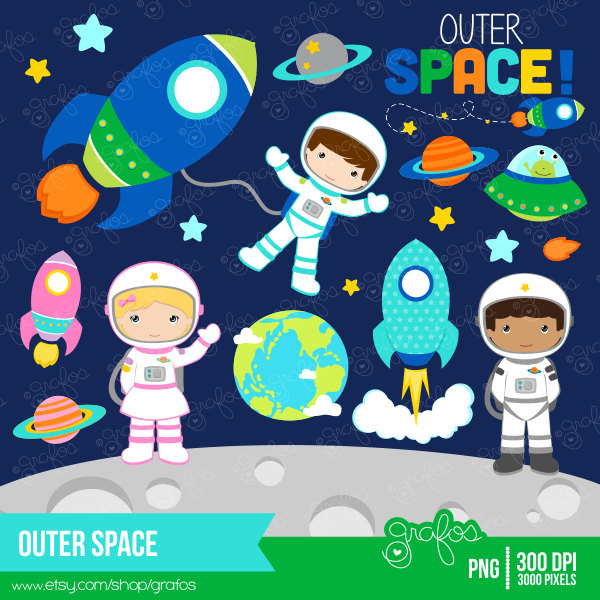 Clipart outer space.