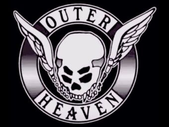 Outer Heaven.