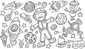 754 Outer Space free clipart.