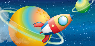Outer Space Clip Art Royalty Free Stock Images.
