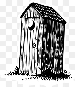 Outhouse PNG.
