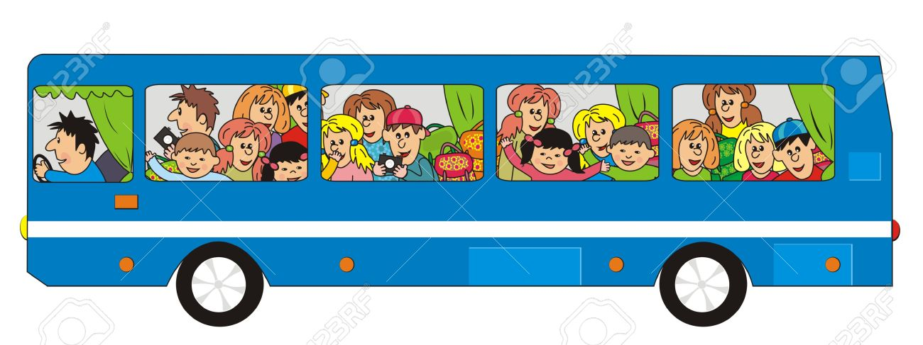 Outing Clipart.