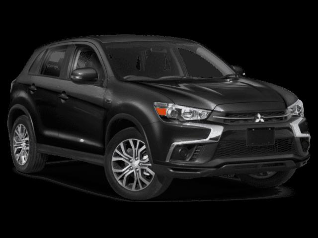 New 2019 Mitsubishi Outlander Sport ES 2.0 AWC CVT 4WD.