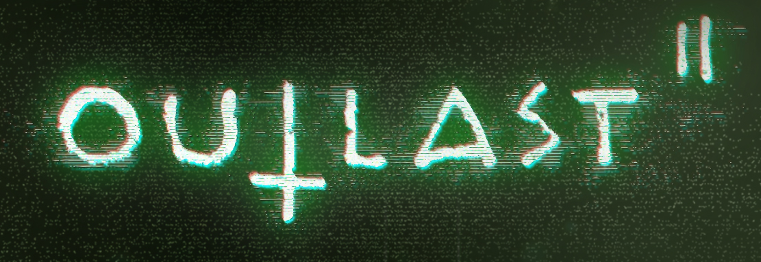 Outlast 2 logo png 3 » PNG Image.