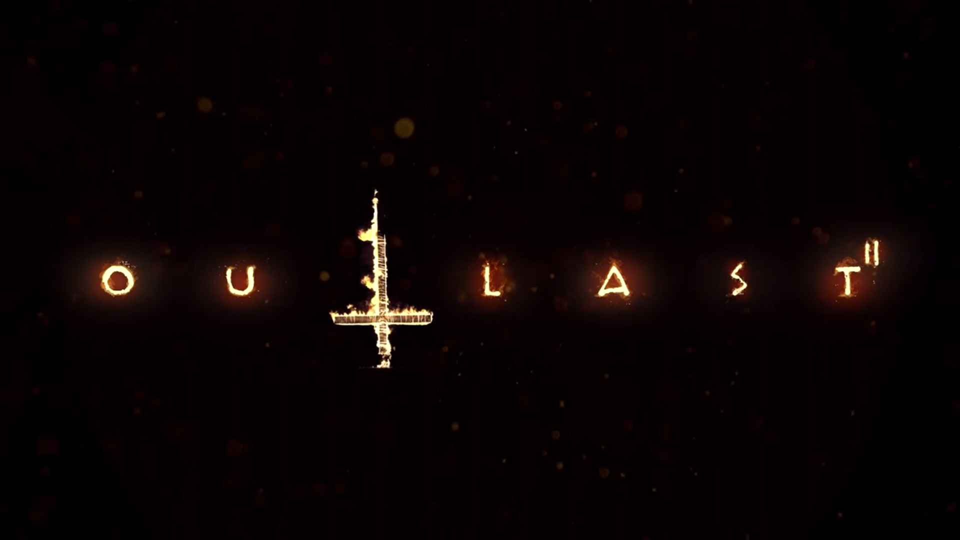 Outlast 2 cover.
