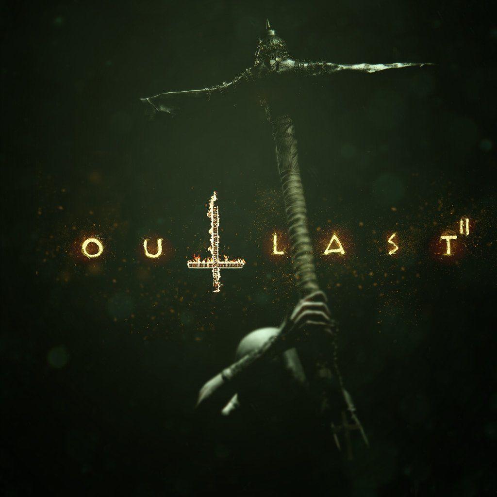 Outlast 2 Game Logo.