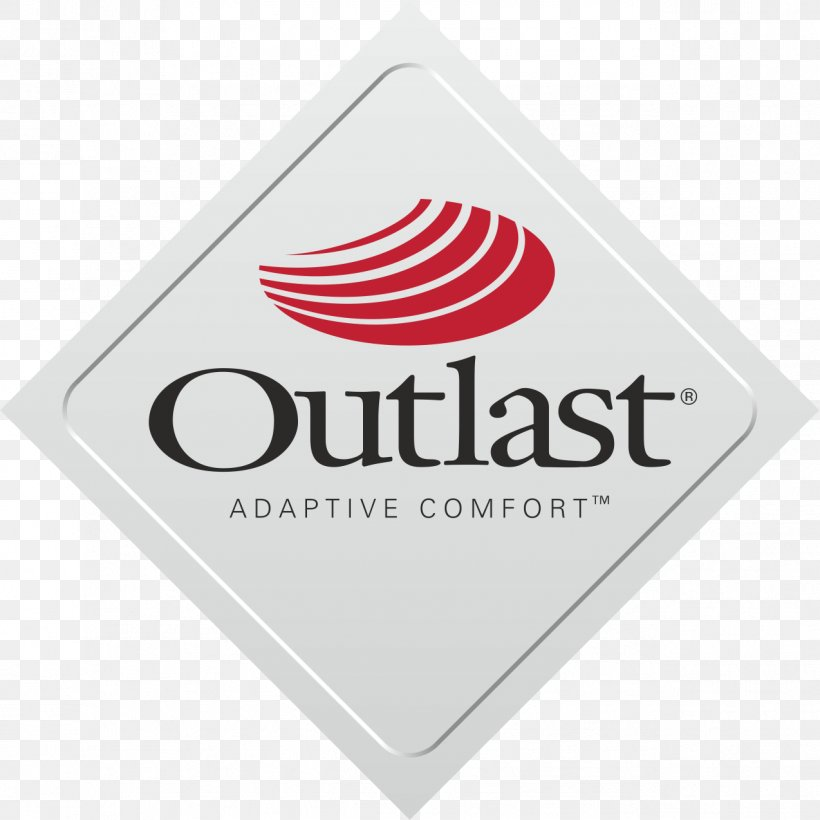 Outlast 2 Memory Foam Outlast Technologies Textile, PNG.