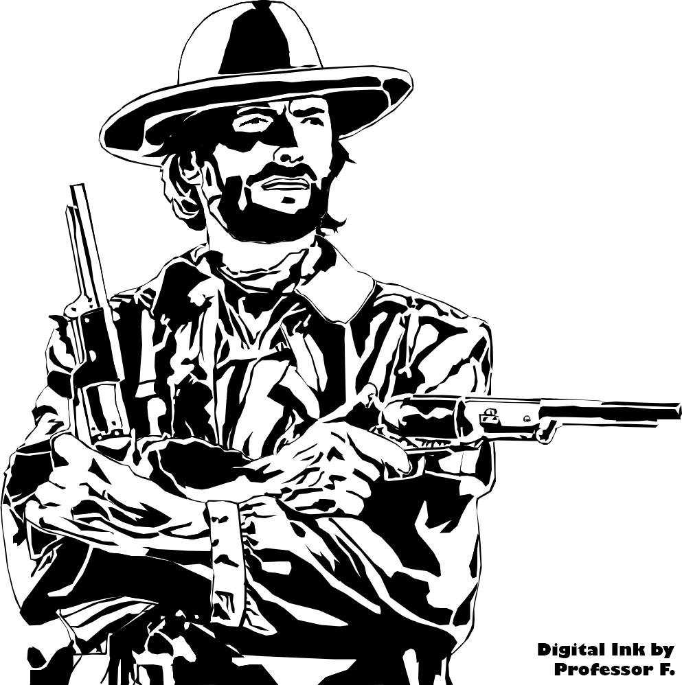 Outlaw Clipart.