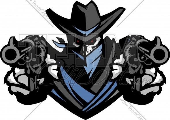 Outlaw clipart graphics.