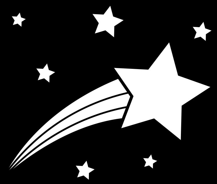 Star Outline Clip Art.