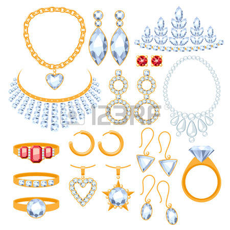 88,233 Jewelry Stock Vector Illustration And Royalty Free Jewelry.
