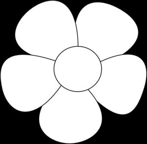 25+ best ideas about Flower Outline on Pinterest.