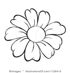 Freesia Flower Online Coloring Page.