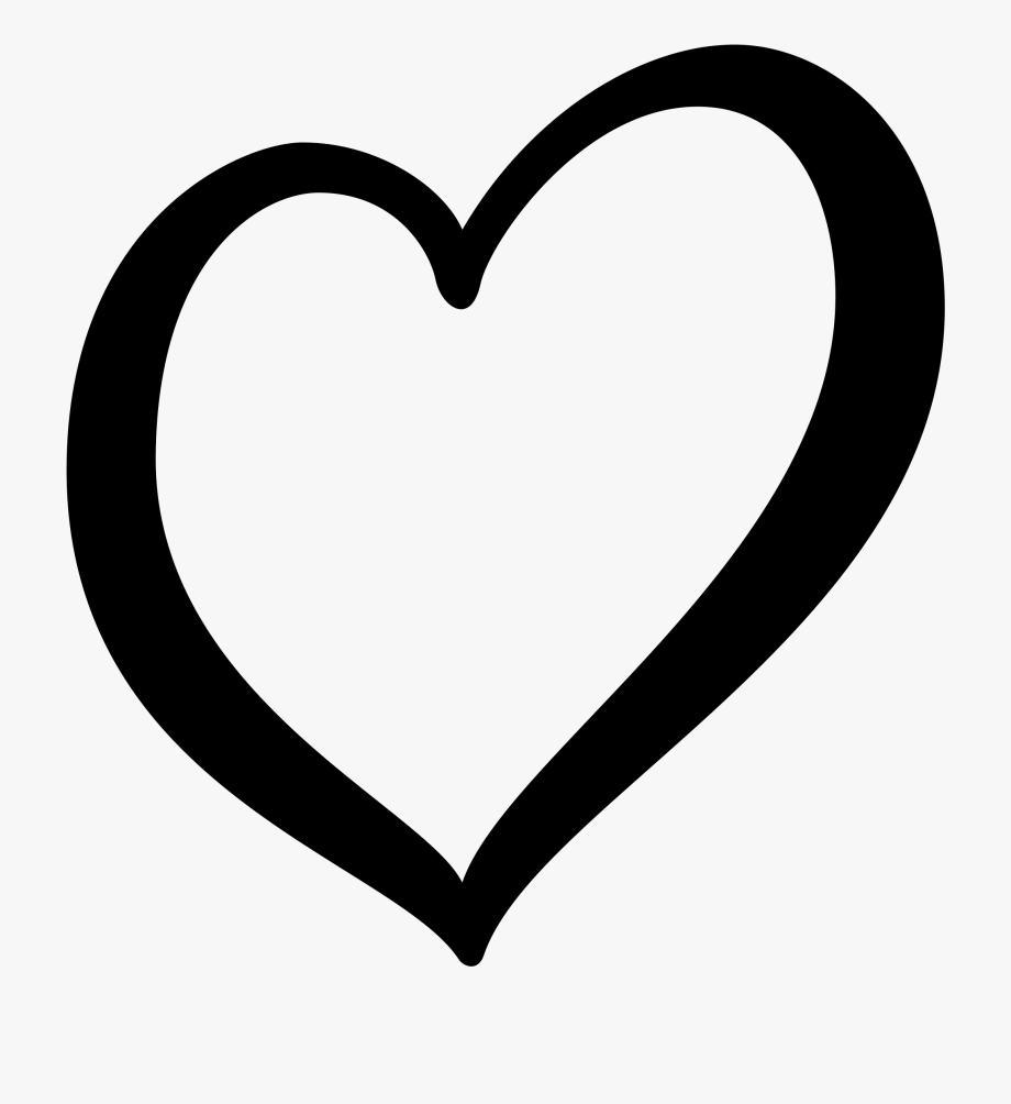 Heart Clipart Simple.