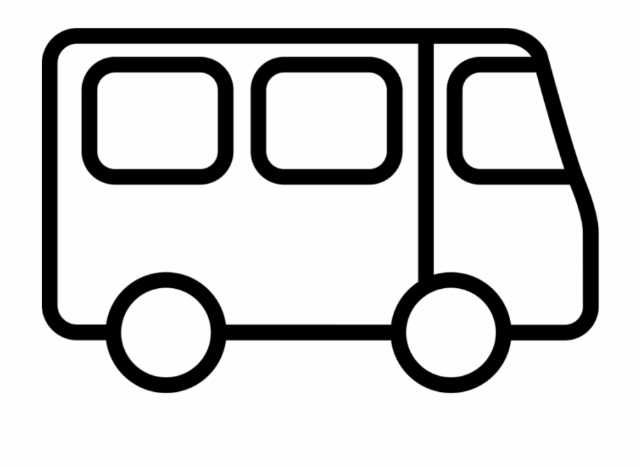 Bus Outline Icon Png Clipart Bus Computer Icons.
