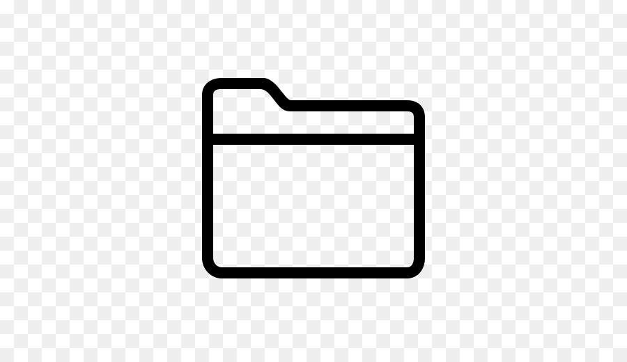 folder outline icon png clipart Computer Icons Directory.