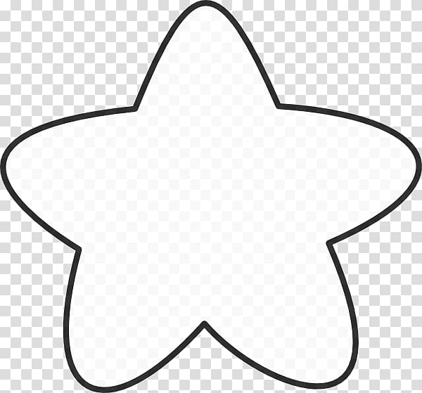 Star Outline , hawaii transparent background PNG clipart.