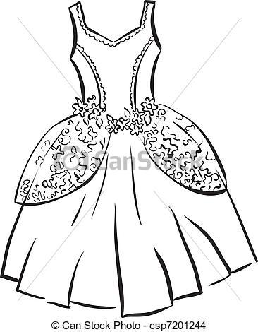 Dress Clip Art and Stock Illustrations. 123,138 Dress EPS.