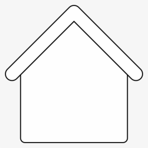 House Outline PNG, Transparent House Outline PNG Image Free.