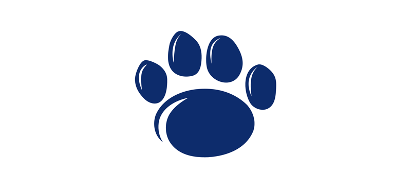free state penn of nittany lion 20 clipart outline