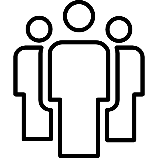 People Clipart Outline.