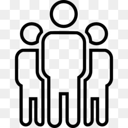 People Outline PNG and People Outline Transparent Clipart.