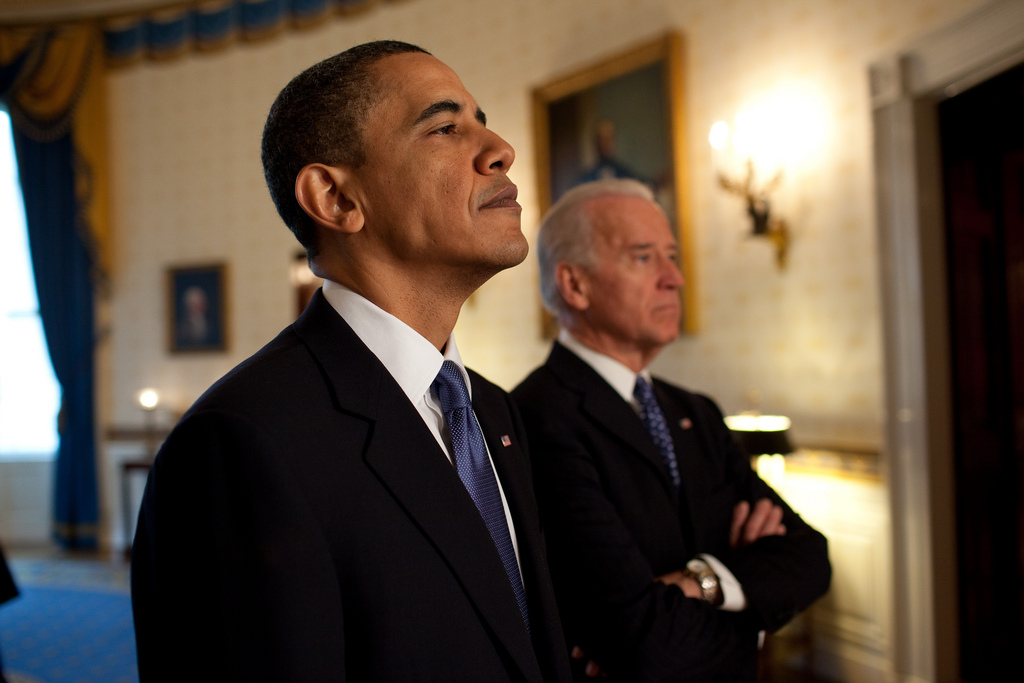 Obama Family.