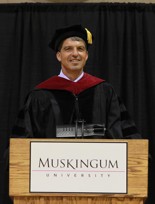 Muskingum University: In the News.