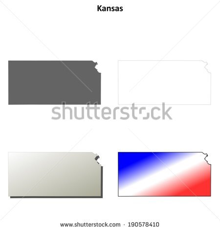 State Of Kansas Stock Photos, Royalty.