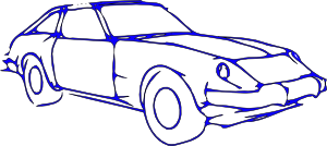 Car Outline Clip Art at Clker.com.