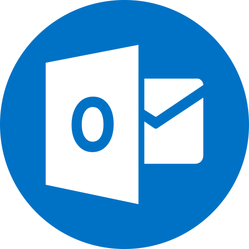 Outlook icon.