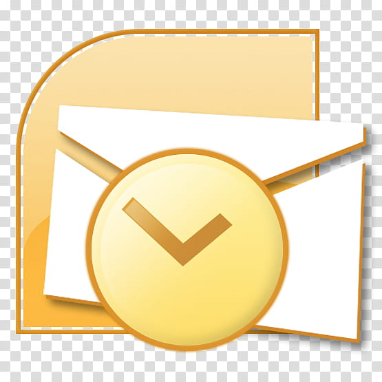 Milork Office Icon , , Microsoft Outlook logo transparent.