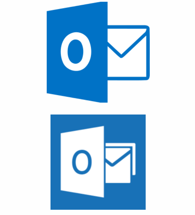 Outlook Icon Png #432863.