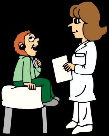 Outpatient Sign Clipart.