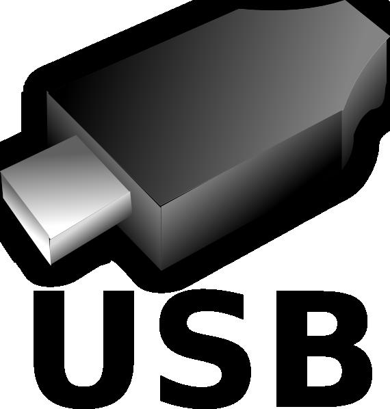 3d Usb Input Output Plug Clip Art at Clker.com.