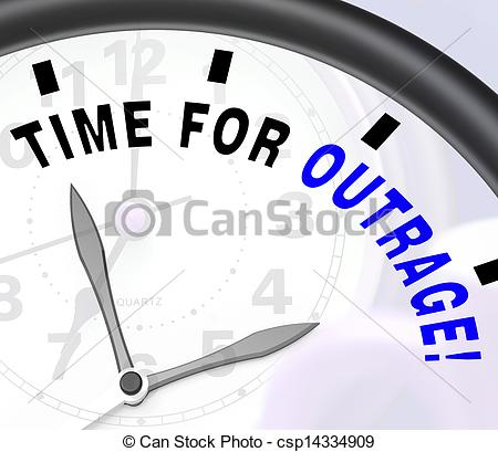Outrage clipart #8
