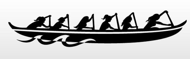 Ke Kai O\'Uhane Outrigger Canoe Club.