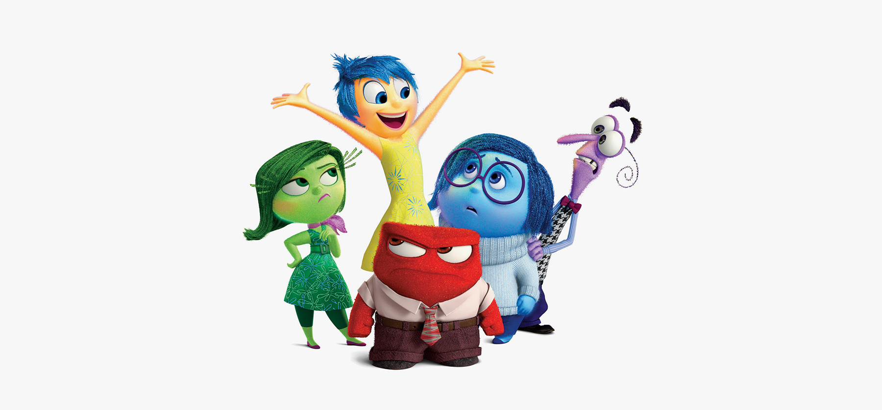 Inside out characters clipart.