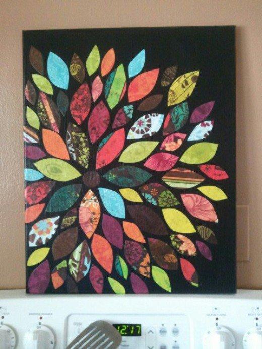 Art Book Decoration Ideas.