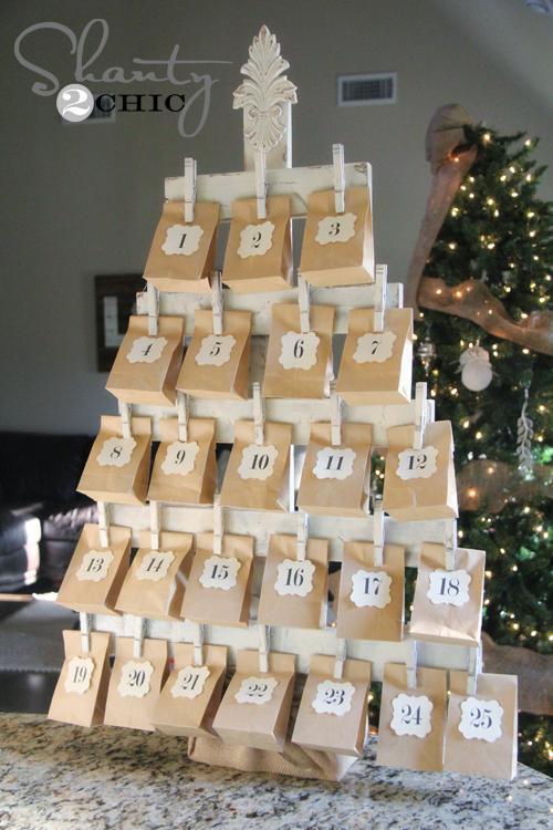 15 DIY Advent Calendars.