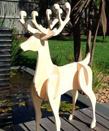17 Best ideas about Christmas Yard Decorations on Pinterest.