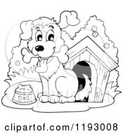 Images: Outside Clipart Black And White.