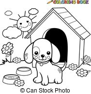 Outside Clipart Black And White.