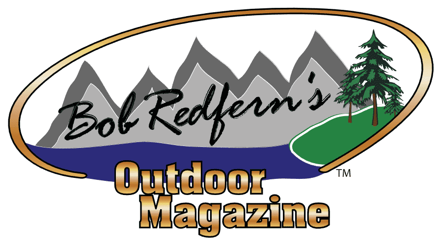 Bob Redfern\'s Outdoor Magazine Vector Logo.