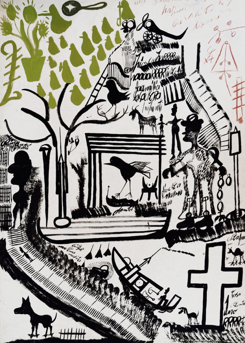 The New York Outsider Art Fair Spotlights the Art of the.