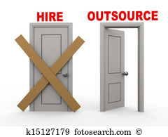 Outsource Clipart and Stock Illustrations. 1,030 outsource vector.