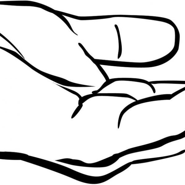 Outstretched hand clipart 1 » Clipart Station.