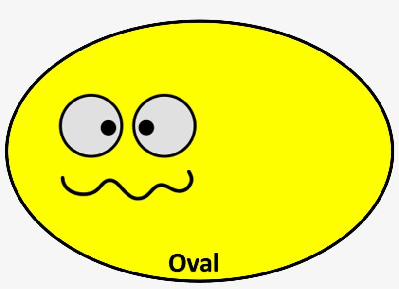 Image Of Oval Shape Clip Art.