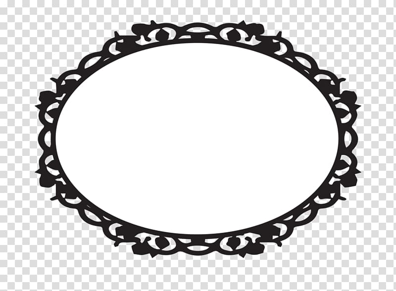 Frame Oval , Frame transparent background PNG clipart.